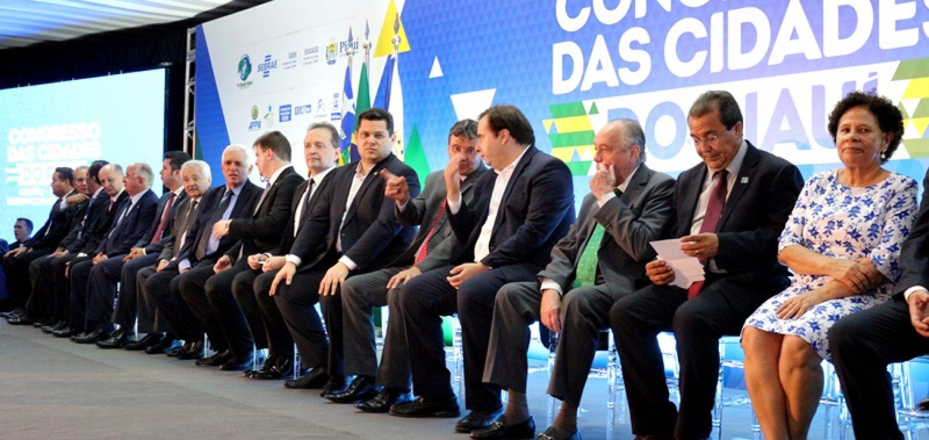 Confira fotos do II Congresso das Cidades em Teresina – 1º dia