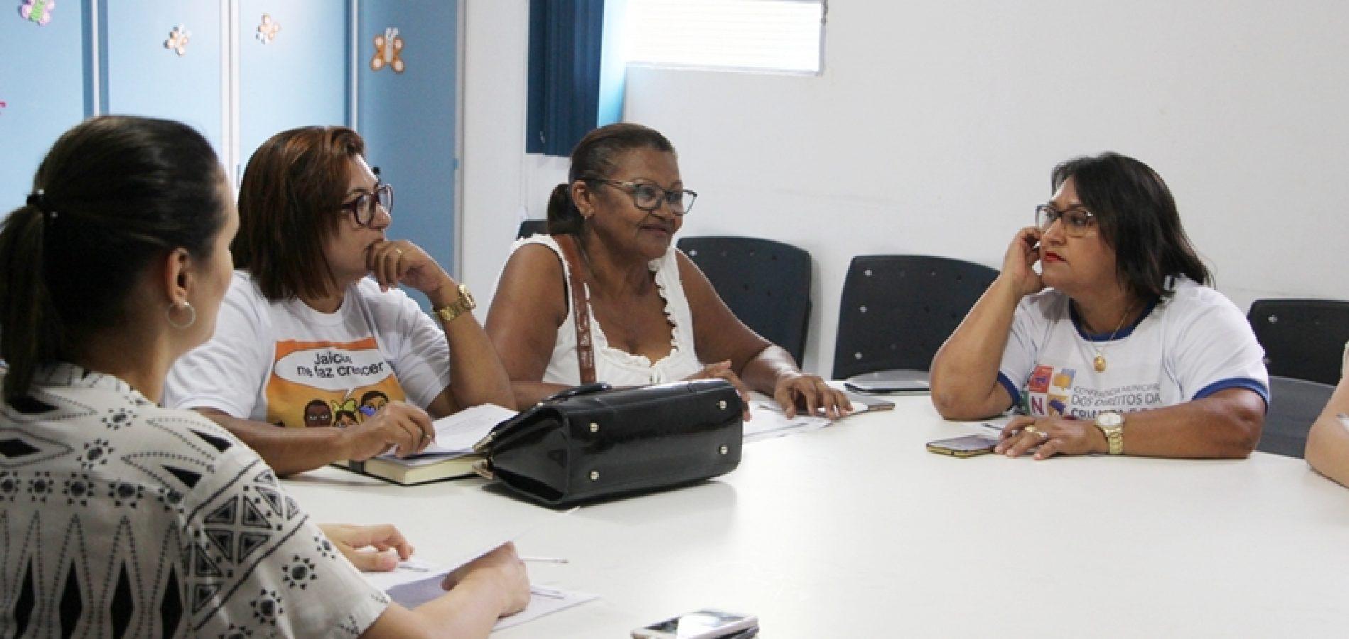 JAICÓS | Comissão Intersetorial avalia relatório de indicadores do Selo Unicef