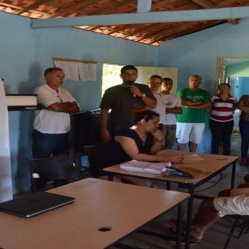 Quilombolas do Piauí discutem direito à educação e denunciam fechamento de escolas