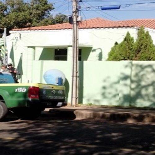 Bandido furta arma de PM em cidade do Piauí