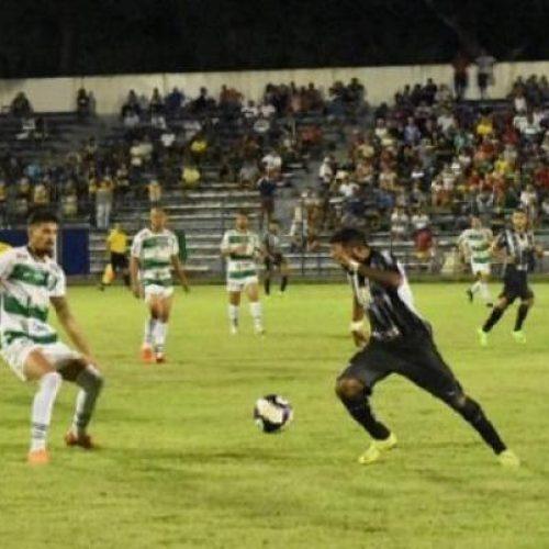 Altos vence o ABC de Natal na disputa por vaga na Copa do Nordeste 2020