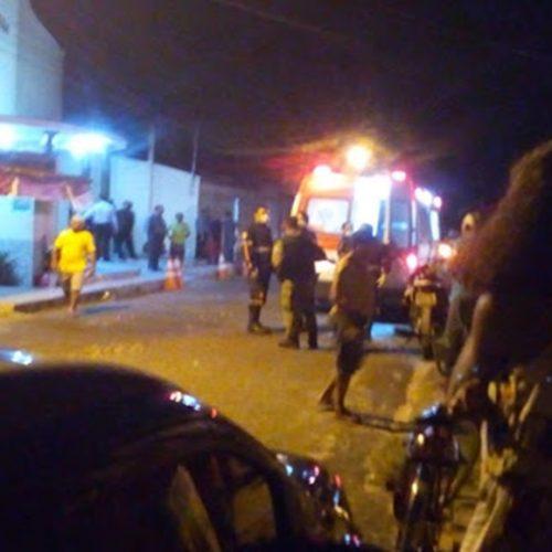 Taxista surta, invade igreja e ameaça matar fiéis no Piauí