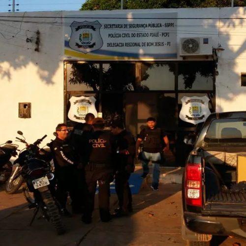 Homem procurado por homicídio em São Paulo é preso no Piauí