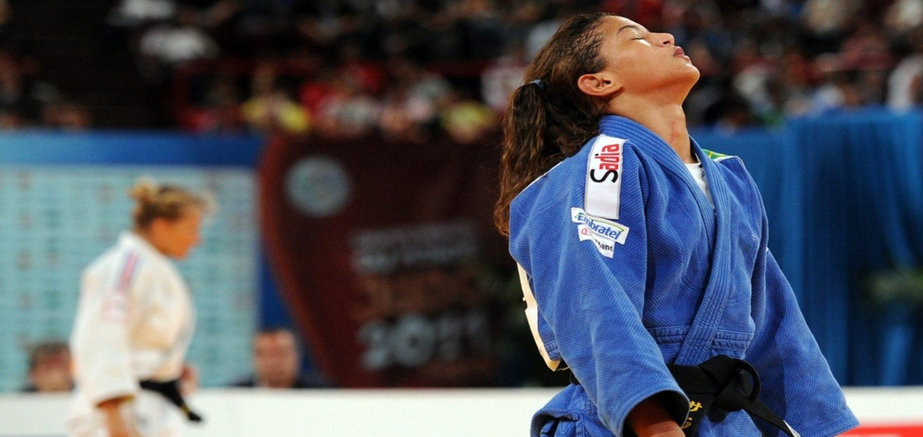 CBJ convoca seleção para mundial de judô e Sarah Menezes fica de fora
