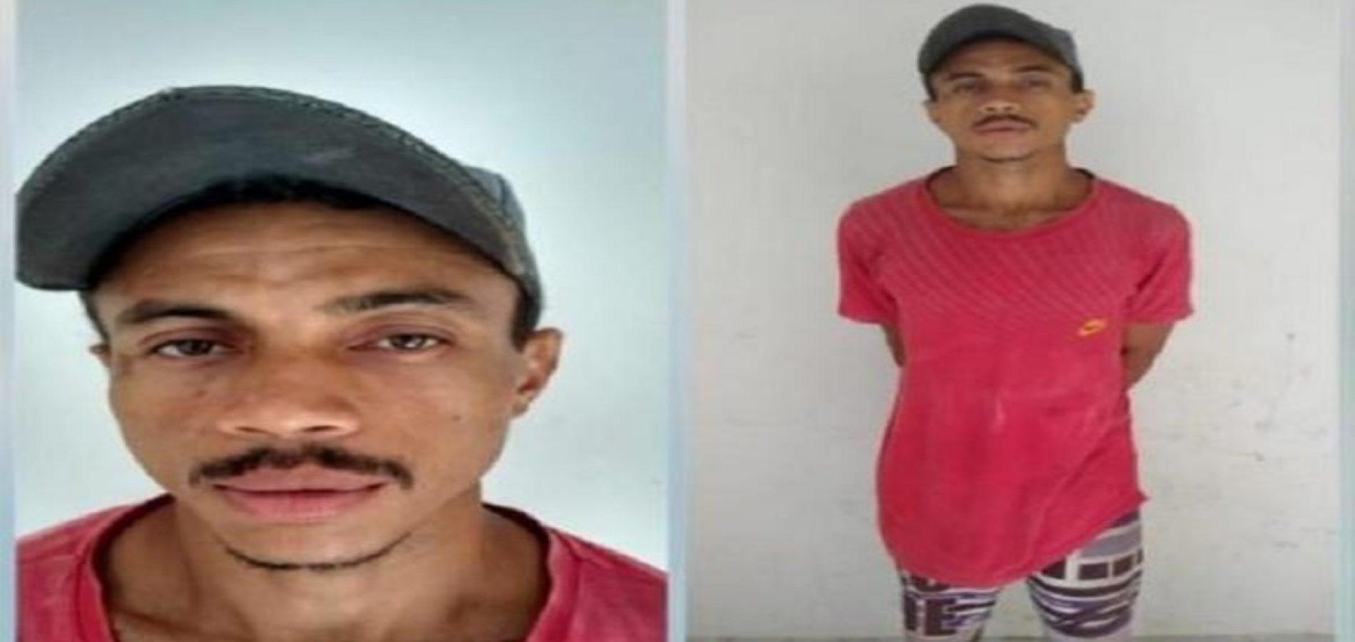 Homem é preso após séries de arrombamentos em cidade do Piauí