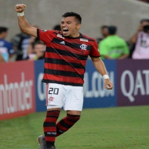 Santos conversa com Flamengo por Uribe