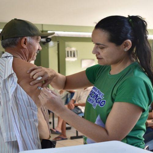 Cobertura da vacinação contra gripe atinge apenas 64,49% no Piauí