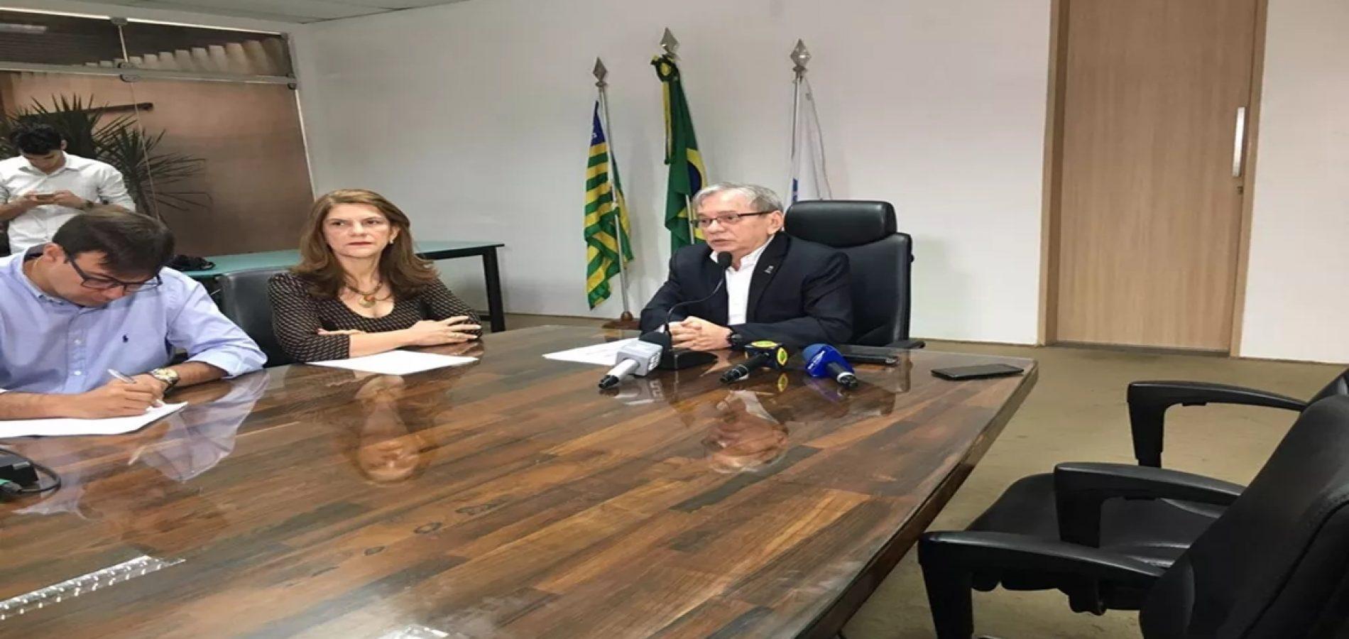 Com bloqueio de recursos, UFPI só funcionará até setembro, afirma reitor