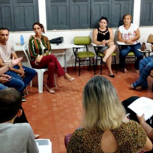 INHUMA | Comissão Intersetorial do Selo Unicef se reúne para análise dos relatórios de meio período da edição 2017 -2020