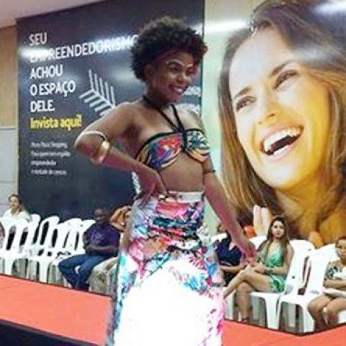 Jaicoense Geysa Maria conquista 1º lugar no concurso Beleza Negra 2019