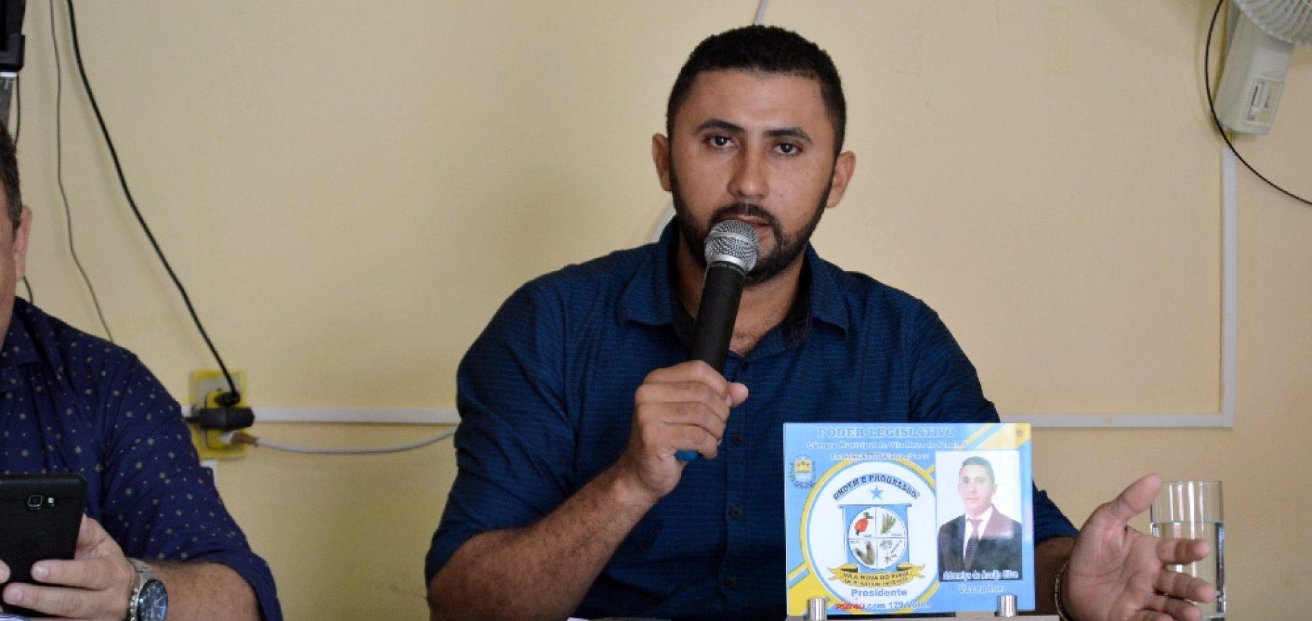 VILA NOVA | Vereador Adonelys solicita compra de terreno para a implantação de um campo de futebol
