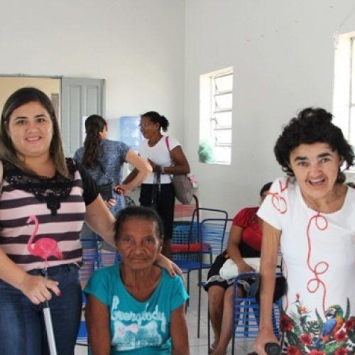 Pacientes de Vera Mendes são atendidos na Oficina Ortopédica do CEIR em Jaicós