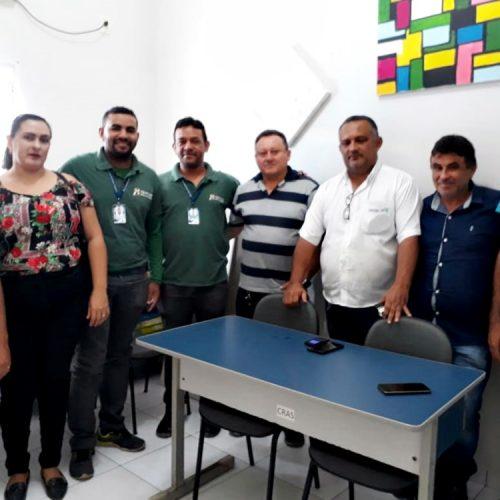 VILA NOVA│Prefeito se reúne com equipe do Banco do Nordeste, fortalece parceria do Agroamigo e vão resolver inadimplência do município