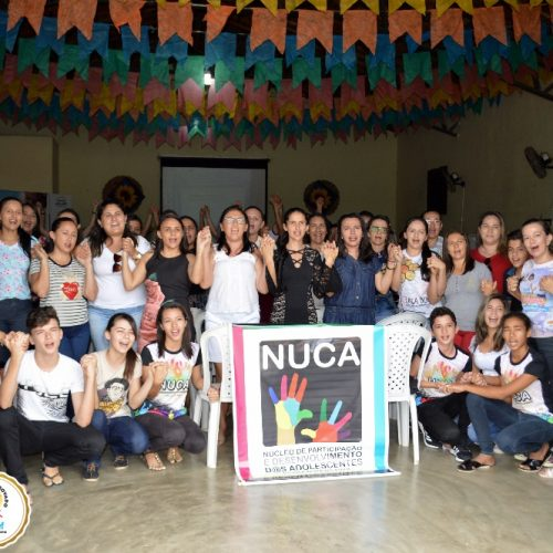 VILA NOVA│Comissão Intersetorial do Selo UNICEF e NUCA realizam campanha ´Por uma infância sem racismo e o papel da escola`
