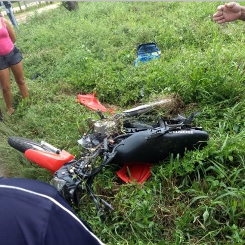 Grave acidente deixa motociclista morto na BR 316 no Piauí