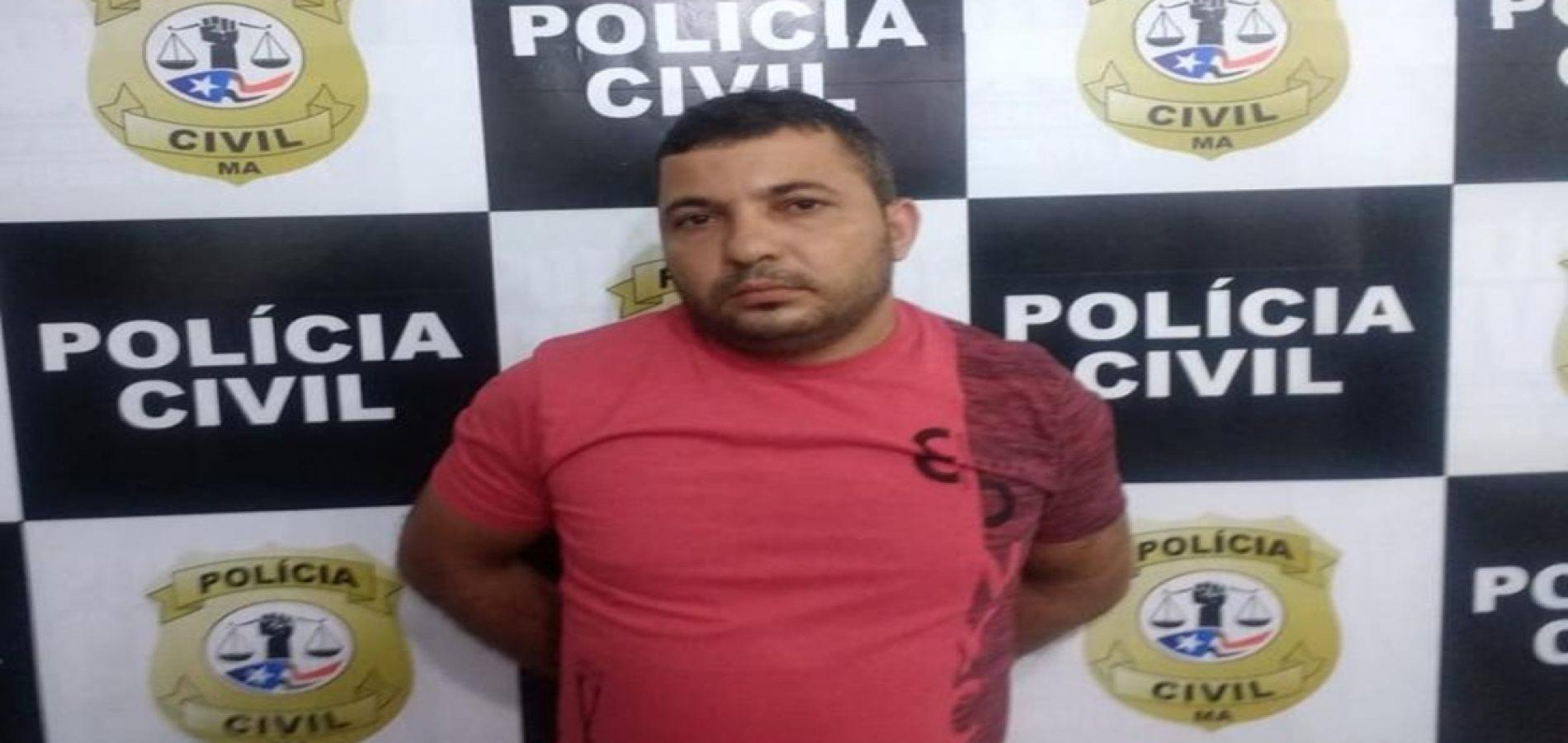 Preso no Maranhão suspeito de matar gerente de banco no Piauí
