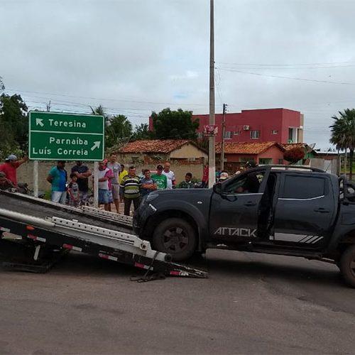 Suspeitos de roubar bancos no Piauí são mortos em confronto com a PM