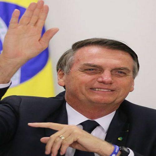 Bolsonaro receberá título de cidadania no aeroporto de Parnaíba; 200 homens fazem a segurança
