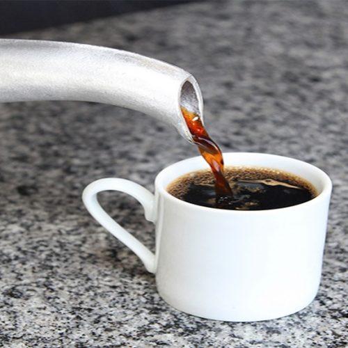 Café também faz parte de uma alimentação saudável