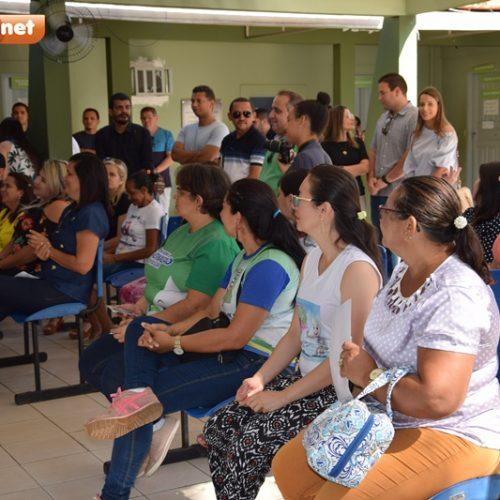 Bradesco oferece café da manhã para servidores da Secretaria de Saúde de Picos