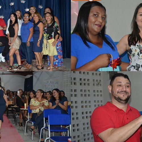 Centro de Educação Municipal promove confraternização em homenagem as mães em Simões