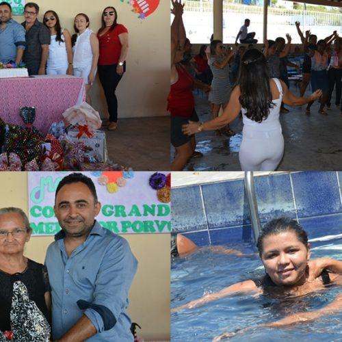 CAMPO GRANDE   Escolas da Carnaíba promovem dia de lazer para homenagear mães; fotos