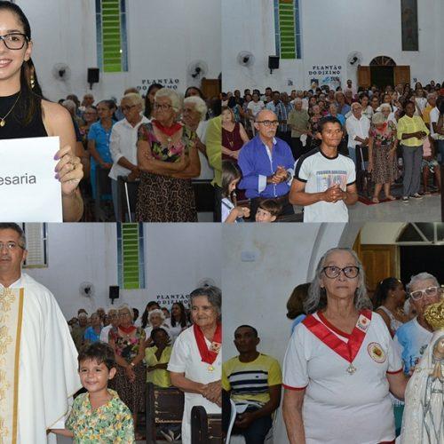 Missa em ação de graças pelo Dia das Mães é celebrada em Simões