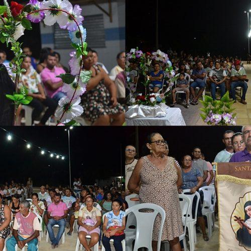 Festejo de Santa Rita de Cássia é celebrado pelo segundo ano em Simões