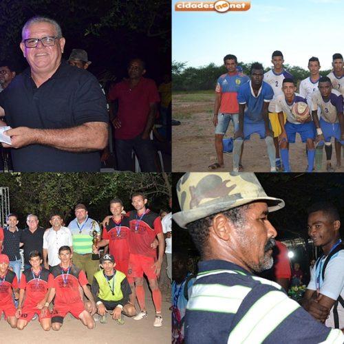 Torneio de futebol amador movimenta o feriado do trabalhador no Sítio Veredão, em Simões