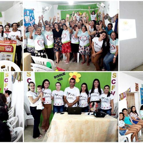 Assistência Social de Alagoinha promove campanha contra abuso e exploração sexual de crianças e adolescentes