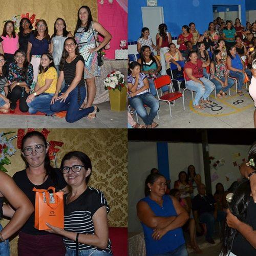 Simões | Escola São Benedito realiza evento em homenagem as mães