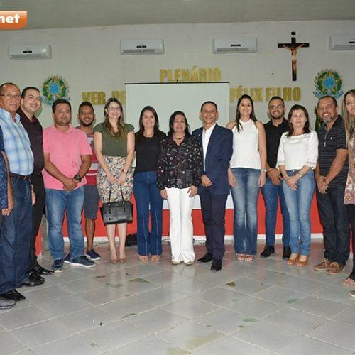 Prefeitura Municipal de Simões realiza evento e discute sobre saúde mental