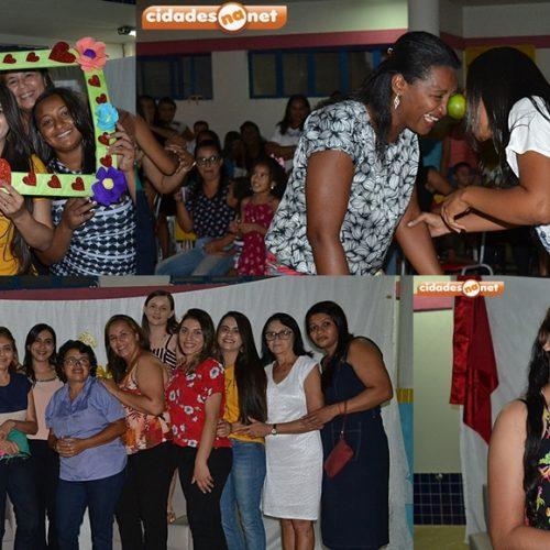 Simões | Creche Raimunda Félix realiza confraternização do Dia das Mães
