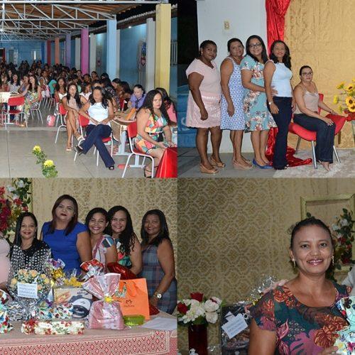 Simões | Escola Modelo promove evento em homenagem às mães