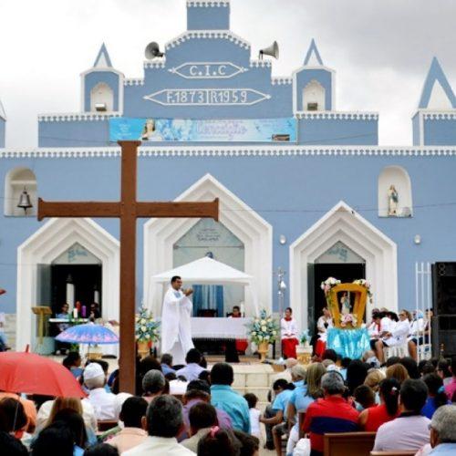 Comunidade Católica de São Julião pode se tornar Paróquia e realizará bingo para aquisição de um carro. Ajude!
