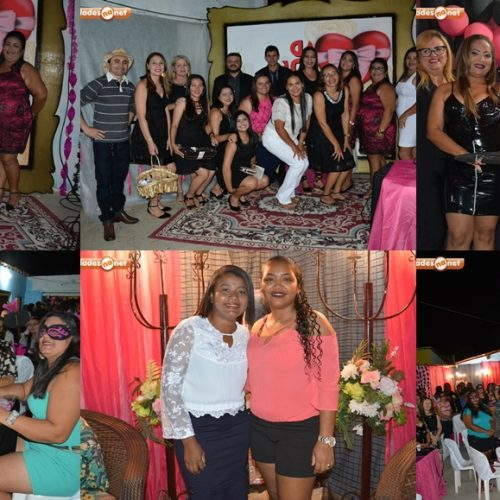Escola do interior de Campo Grande do PI homenageia mães em Baile de Máscaras; fotos