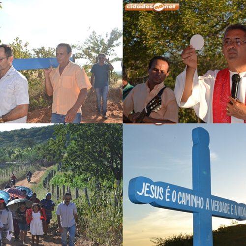 Procissão da Santa Cruz é realizada em Simões