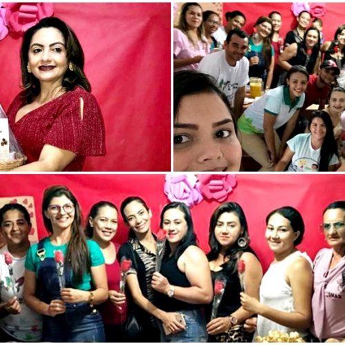 Em Alagoinha, secretária de Assistência Social oferta café da manhã em alusão ao Dia das Mães e do Assistente Social