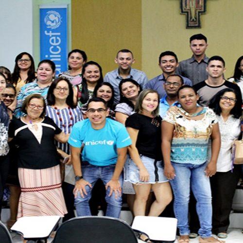 Inhuma participa do 4º ciclo de capacitação do selo Unicef em Oeiras; fotos