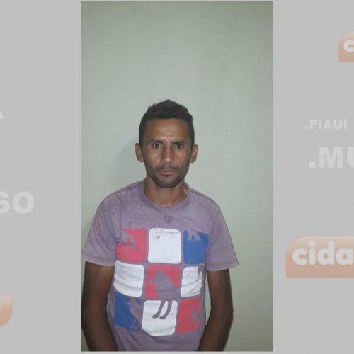 Em Francisco Macedo, polícia prende homem acusado de esfaquear cabo da PM em 2011