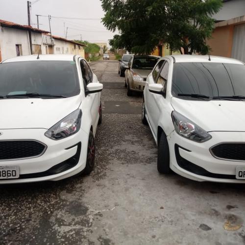 Filho de capitão da Polícia Militar tem placa do carro clonada no Piauí