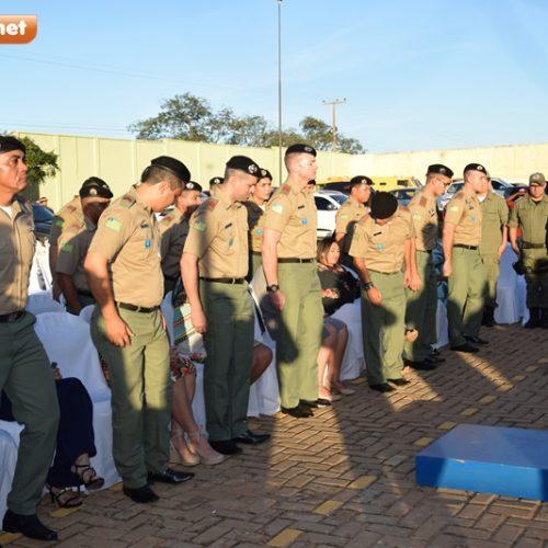 4º Batalhão de Polícia Militar de Picos forma nova turma de Sargentos
