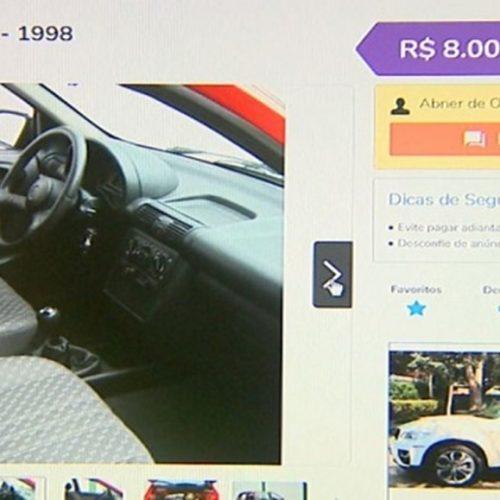 Venda de veículos faz mais da metade das vítimas de estelionato em sites de compra no Piauí