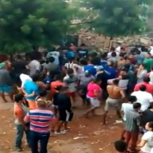 Explosão em fábrica clandestina de fogos deixa cerca de 6 feridos no Ceará