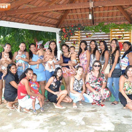 Assistência Social homenageia mães em Simões; veja fotos