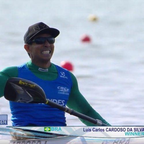 Piauiense Luís Carlos Cardoso desbanca campeão e conquista a Copa do Mundo