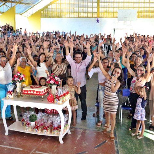 Dia das Mães é comemorado com alegria em Caldeirão Grande do Piauí; veja fotos
