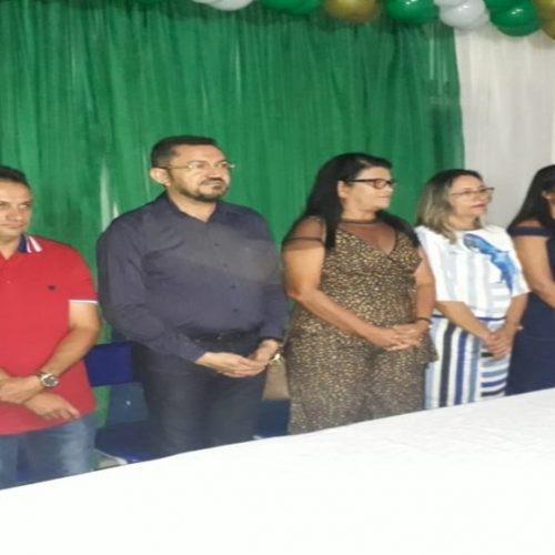 PICOS   Escola Municipal Helvídeo Nunes de Barros em Fátima do Piauí celebra 50 anos de fundação