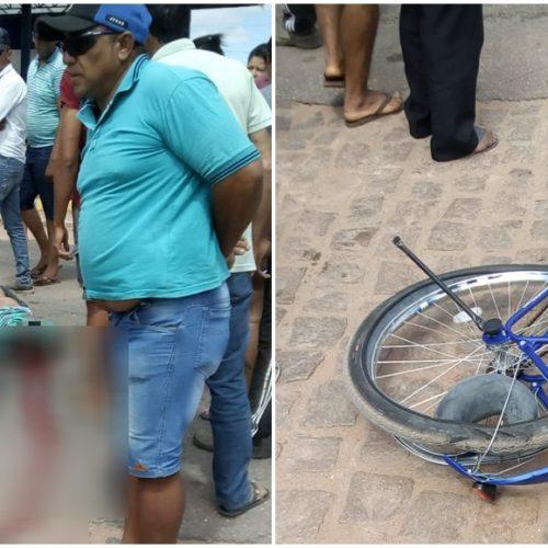 Homem morre após ser atropelado por Hillux na divisa de Marcolândia com Araripina