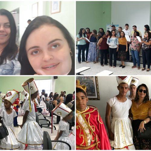 Em busca do Selo Unicef, Alagoinha do Piauí participa do 4º ciclo de Capacitação em Oeiras; fotos
